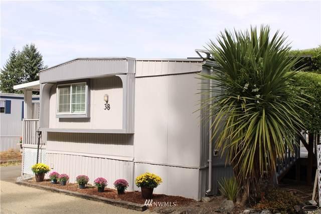 3702 Hunt Street #38, Gig Harbor, WA 98335 (#1852421) :: Shook Home Group