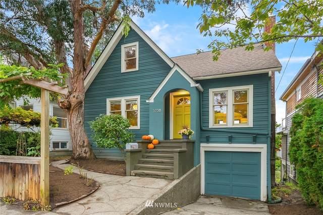 5738 35th Avenue NE, Seattle, WA 98105 (#1852424) :: Pacific Partners @ Greene Realty
