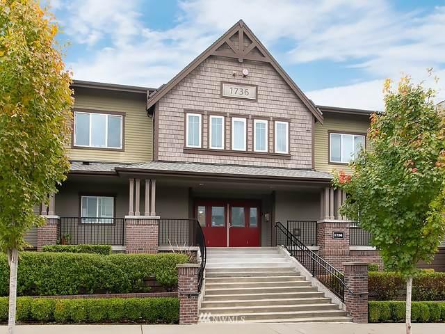 1736 10th Avenue NE C213, Issaquah, WA 98029 (#1852543) :: Lucas Pinto Real Estate Group
