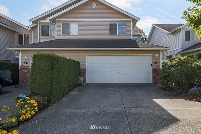 15414 35th Avenue W #55, Lynnwood, WA 98087 (#1852545) :: Neighborhood Real Estate Group