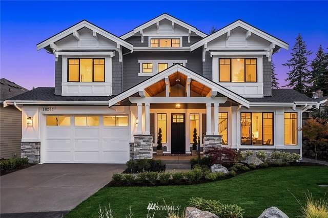 10233 NE 23rd Street, Bellevue, WA 98004 (#1852592) :: Neighborhood Real Estate Group