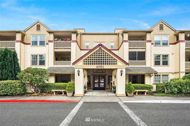 4081 224th Lane SE #301, Issaquah, WA 98029 (#1852615) :: Ben Kinney Real Estate Team