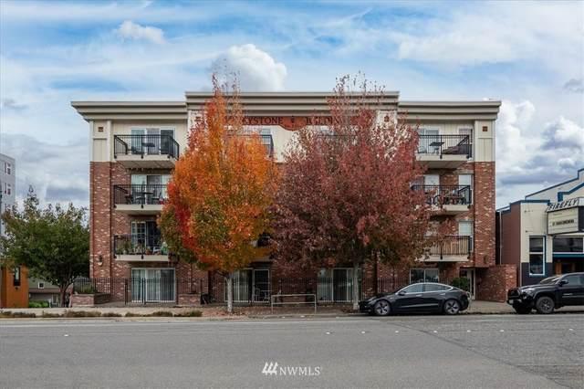 1001 N State Street #104, Bellingham, WA 98225 (#1852640) :: The Shiflett Group