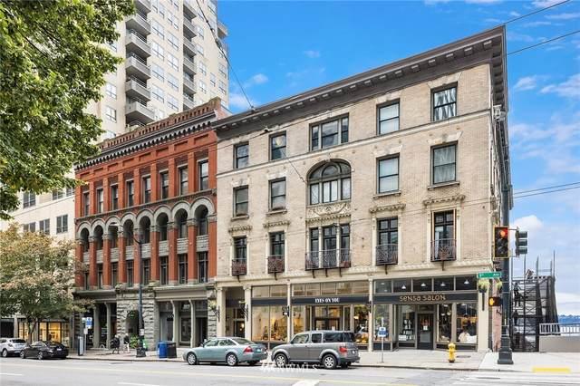 1119 1st Avenue #215, Seattle, WA 98101 (#1852664) :: Neighborhood Real Estate Group