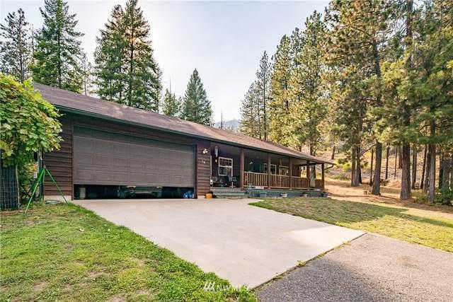 16 Ponderosa Park Drive, Kettle Falls, WA 99141 (#1852676) :: Neighborhood Real Estate Group