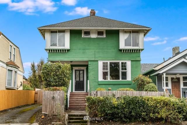 920 23rd Avenue, Seattle, WA 98122 (#1852695) :: Neighborhood Real Estate Group