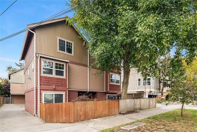 723 N 95th Street B, Seattle, WA 98103 (#1852785) :: Icon Real Estate Group
