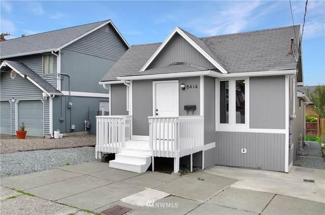 8414 S 120th Street, Seattle, WA 98178 (#1852812) :: Keller Williams Western Realty
