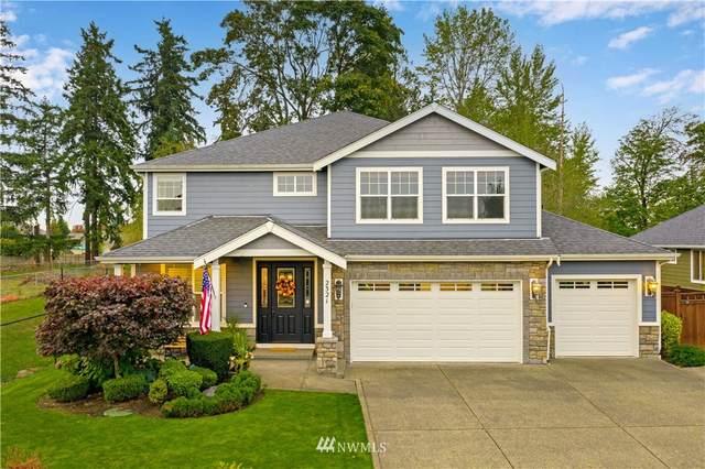 2321 Alder Street, Milton, WA 98354 (#1852814) :: Shook Home Group