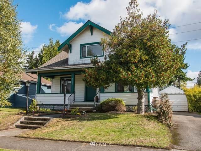 3721 S Ainsworth Avenue, Tacoma, WA 98418 (#1852833) :: McAuley Homes