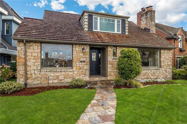 2524 Crestmont Place W, Seattle, WA 98199 (#1852892) :: Lucas Pinto Real Estate Group