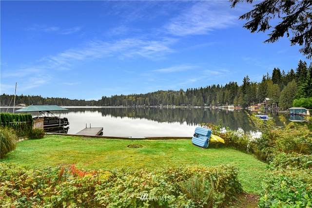 24119 S Lake Roesiger Road, Snohomish, WA 98290 (#1852899) :: Shook Home Group