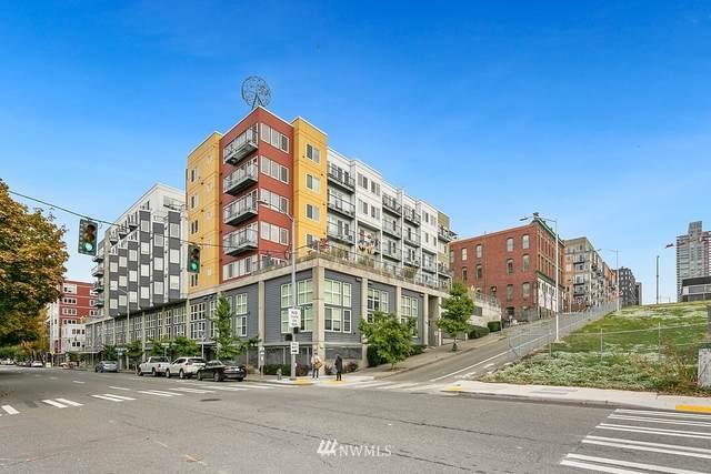 2500 Western Avenue #210, Seattle, WA 98121 (#1852900) :: Northern Key Team