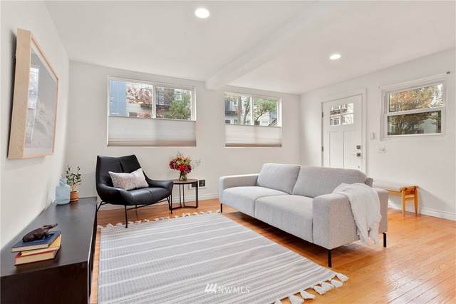 511 Ward Street #4, Seattle, WA 98109 (MLS #1852907) :: Brantley Christianson Real Estate
