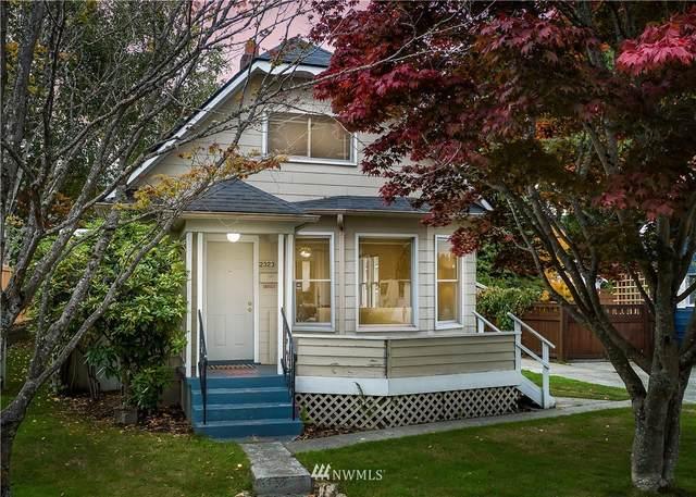 2323 Walnut Avenue SW, Seattle, WA 98116 (#1852910) :: Neighborhood Real Estate Group