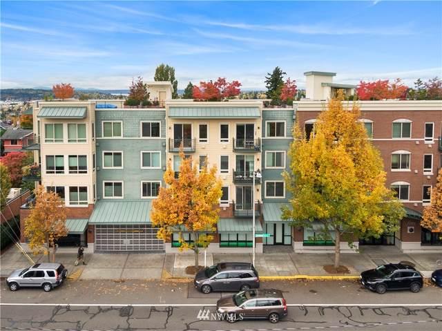 6801 Greenwood Avenue N #415, Seattle, WA 98103 (#1852921) :: Ben Kinney Real Estate Team