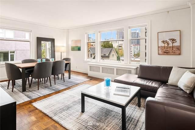 1017 Minor Avenue #501, Seattle, WA 98104 (MLS #1852922) :: Reuben Bray Homes