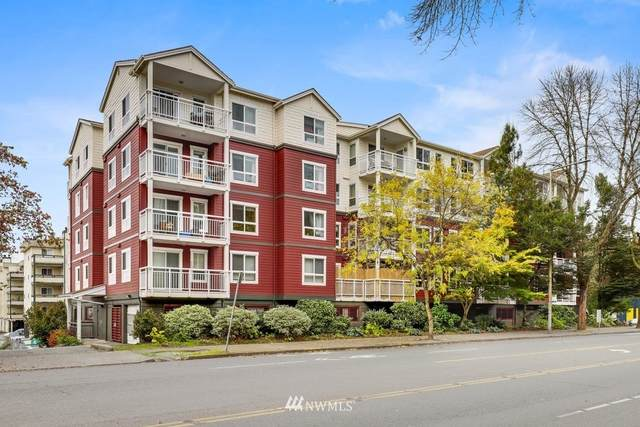 2805 NE 125th Street #404, Seattle, WA 98125 (#1852938) :: Neighborhood Real Estate Group