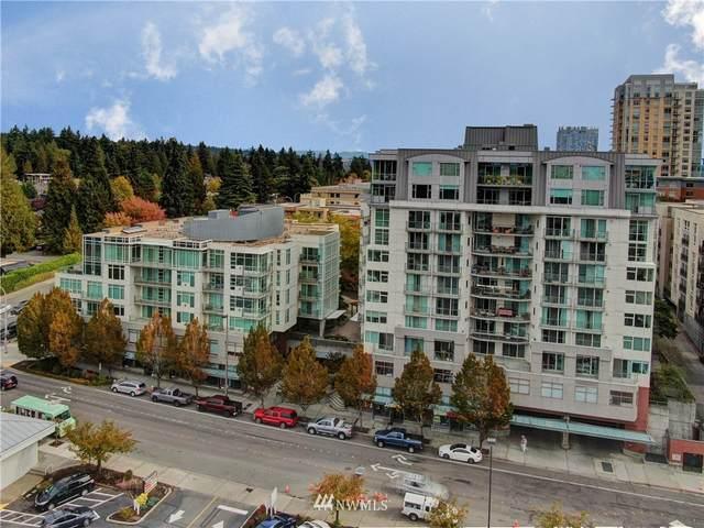 1188 106th Avenue NE #430, Bellevue, WA 98004 (#1852995) :: Ben Kinney Real Estate Team