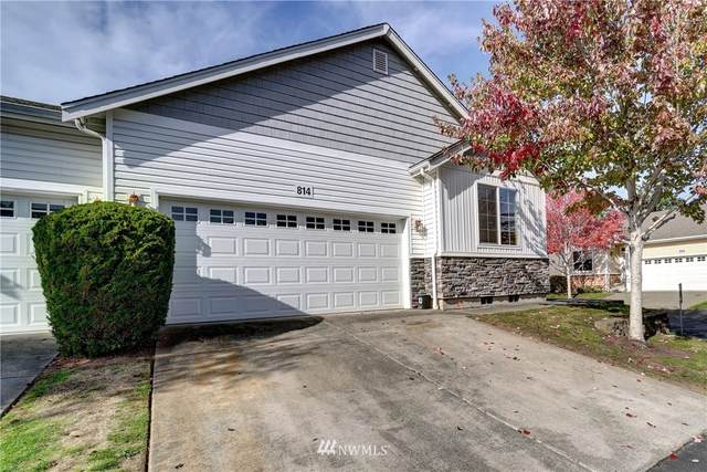 814 10th Street SE, Puyallup, WA 98372 (#1853159) :: Better Properties Real Estate