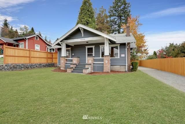 4205 S 35th Street, Tacoma, WA 98409 (MLS #1853180) :: Brantley Christianson Real Estate