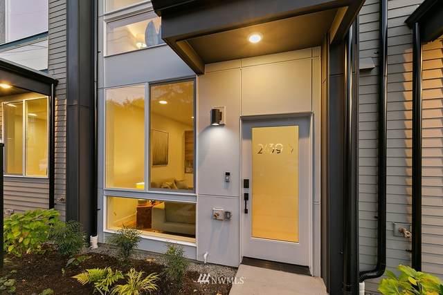 2439 B NW 61st Street, Seattle, WA 98107 (MLS #1853183) :: Reuben Bray Homes
