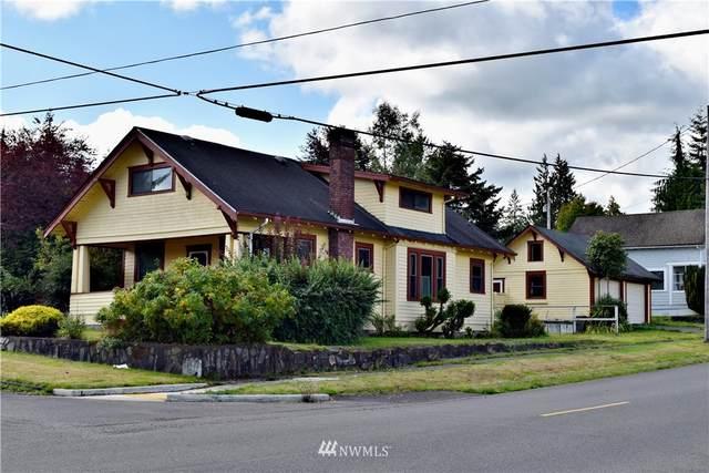 802 Barnhart Street, Raymond, WA 98586 (#1853208) :: Icon Real Estate Group