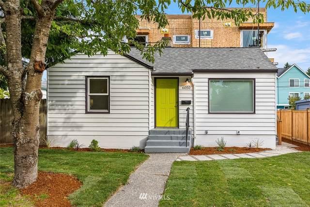 6050 41st Avenue SW, Seattle, WA 98136 (#1853278) :: Provost Team | Coldwell Banker Walla Walla