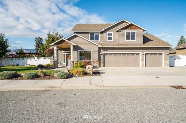 141 Springhill Drive, East Wenatchee, WA 98802 (#1853286) :: Lucas Pinto Real Estate Group