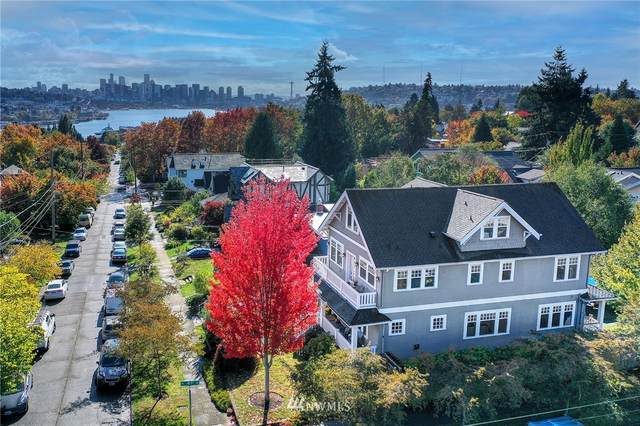 4033 Corliss Avenue N, Seattle, WA 98103 (#1853304) :: Provost Team   Coldwell Banker Walla Walla