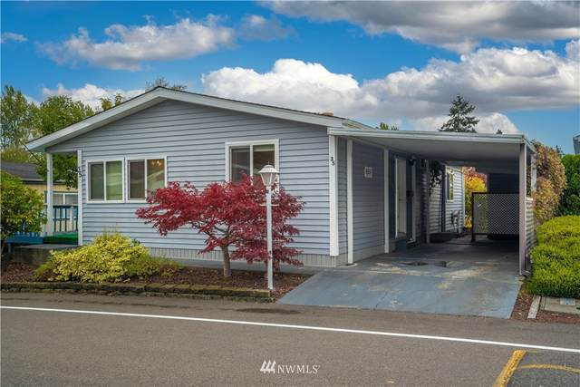 32820 20th Avenue S #35, Federal Way, WA 98003 (#1853366) :: Pacific Partners @ Greene Realty