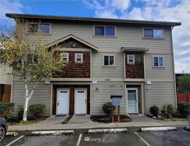 8341 Wabash Avenue S A, Seattle, WA 98118 (#1853406) :: Franklin Home Team
