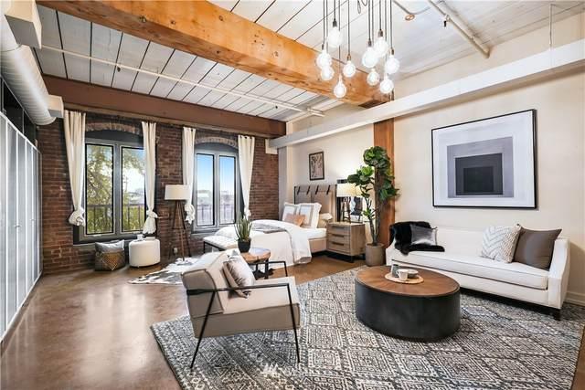 1507 Western Avenue #102, Seattle, WA 98101 (#1853447) :: Neighborhood Real Estate Group