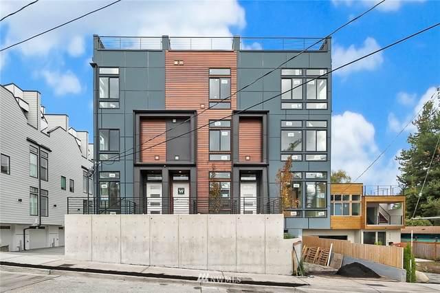 1012 B NE 92nd Street, Seattle, WA 98115 (#1853502) :: Franklin Home Team