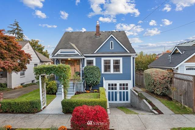 809 NE 82nd Street, Seattle, WA 98115 (#1853522) :: Franklin Home Team