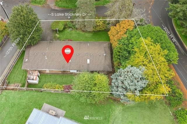 1910 S Lake Stickney Drive, Lynnwood, WA 98087 (#1853668) :: McAuley Homes