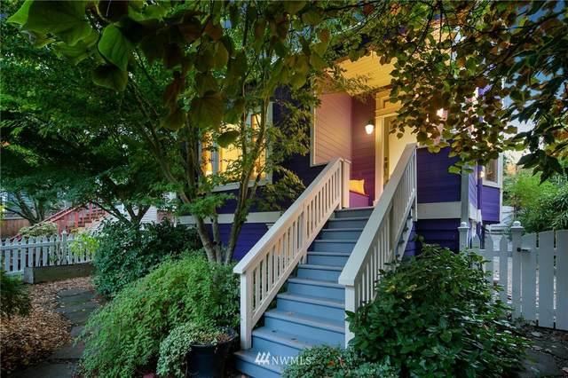 1827 24th Avenue, Seattle, WA 98122 (#1853756) :: Icon Real Estate Group