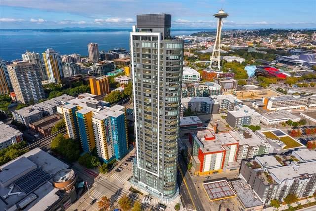 2510 6th Avenue #803, Seattle, WA 98121 (#1853758) :: Neighborhood Real Estate Group