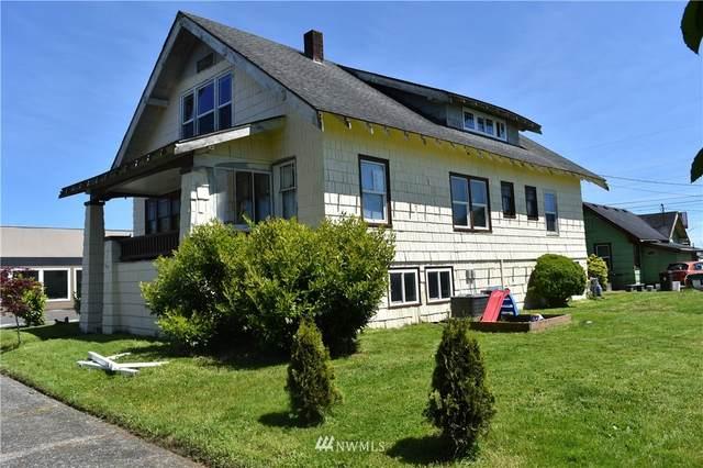 803 W 3rd Street, Aberdeen, WA 98520 (#1853771) :: Shook Home Group