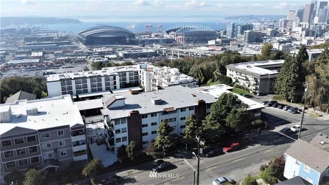 1515 12 Avenue S #301, Seattle, WA 98144 (#1853780) :: Neighborhood Real Estate Group
