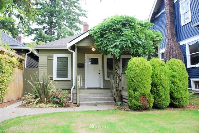 1508 45th Avenue SW, Seattle, WA 98116 (#1853825) :: Neighborhood Real Estate Group