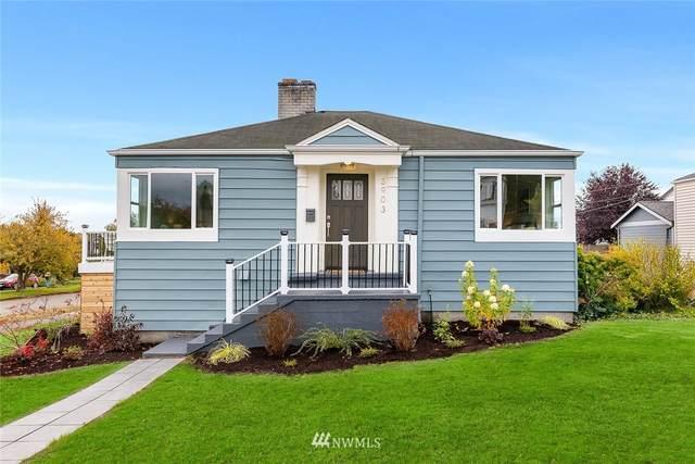 3903 SW Dakota Street, Seattle, WA 98116 (#1853848) :: Costello Team