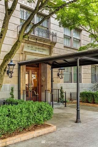 1223 Spring Street #1101, Seattle, WA 98112 (MLS #1853882) :: Reuben Bray Homes