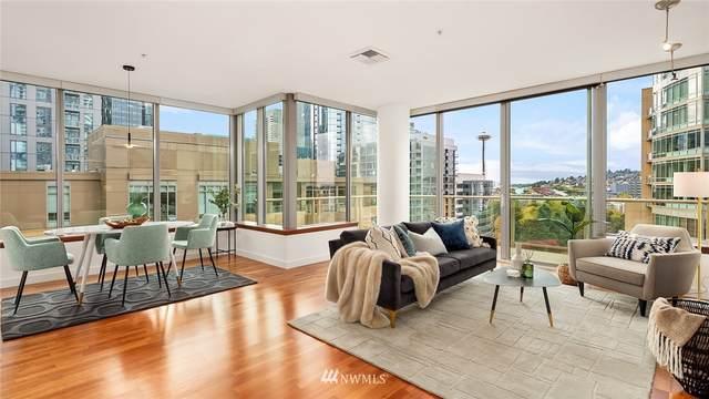 910 Lenora Street S1410, Seattle, WA 98121 (#1853928) :: Neighborhood Real Estate Group