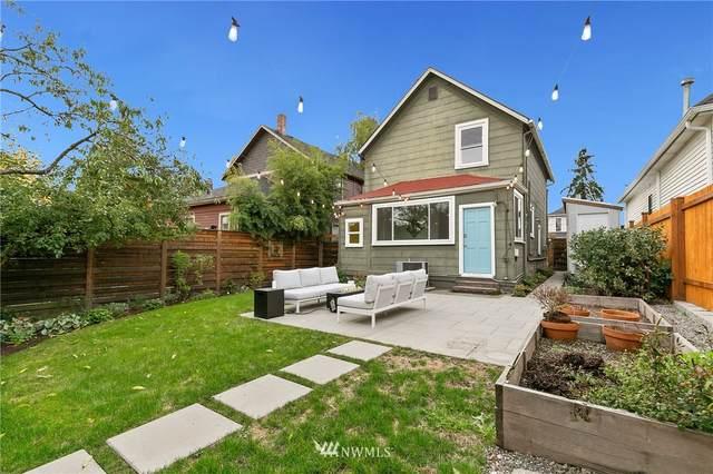 926 S 24th Avenue, Seattle, WA 98144 (MLS #1853936) :: Reuben Bray Homes