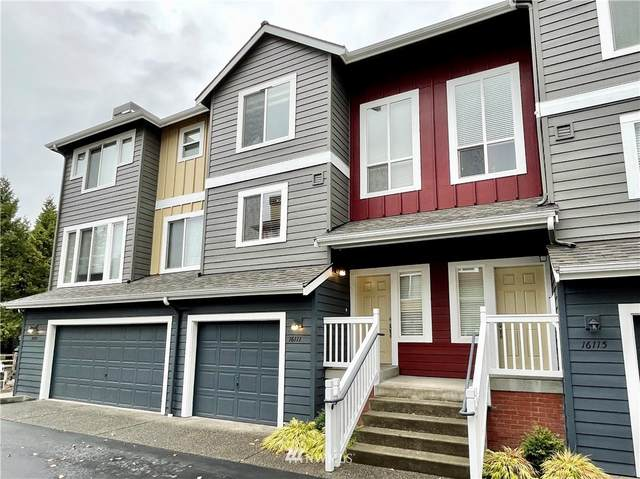 16111 NE 90th Way #3402, Redmond, WA 98052 (#1853981) :: Neighborhood Real Estate Group
