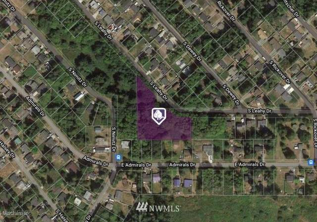 0 XXX Leahy Drive, Coupeville, WA 98239 (#1854131) :: The Groesbeck Group