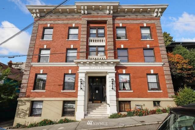 416 E Roy Street A, Seattle, WA 98102 (MLS #1854147) :: Reuben Bray Homes