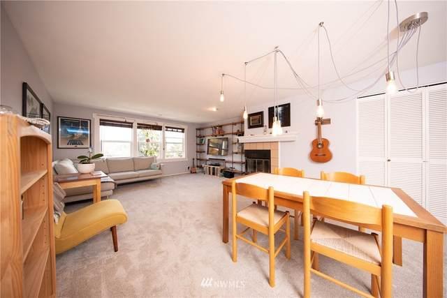 965 W Nickerson St #23, Seattle, WA 98119 (#1854162) :: Ben Kinney Real Estate Team