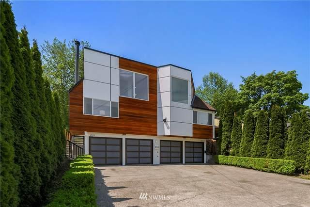 2811 22nd Avenue W #2811, Seattle, WA 98199 (#1854200) :: Coldwell Banker Bain